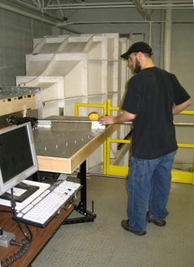 Probe Calibration in Wind Tunnel