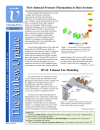 Airflow Sciences Corporation Fall 2015 Newsletter