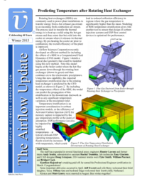 Airflow Sciences Corporation Winter 2015 Newsletter